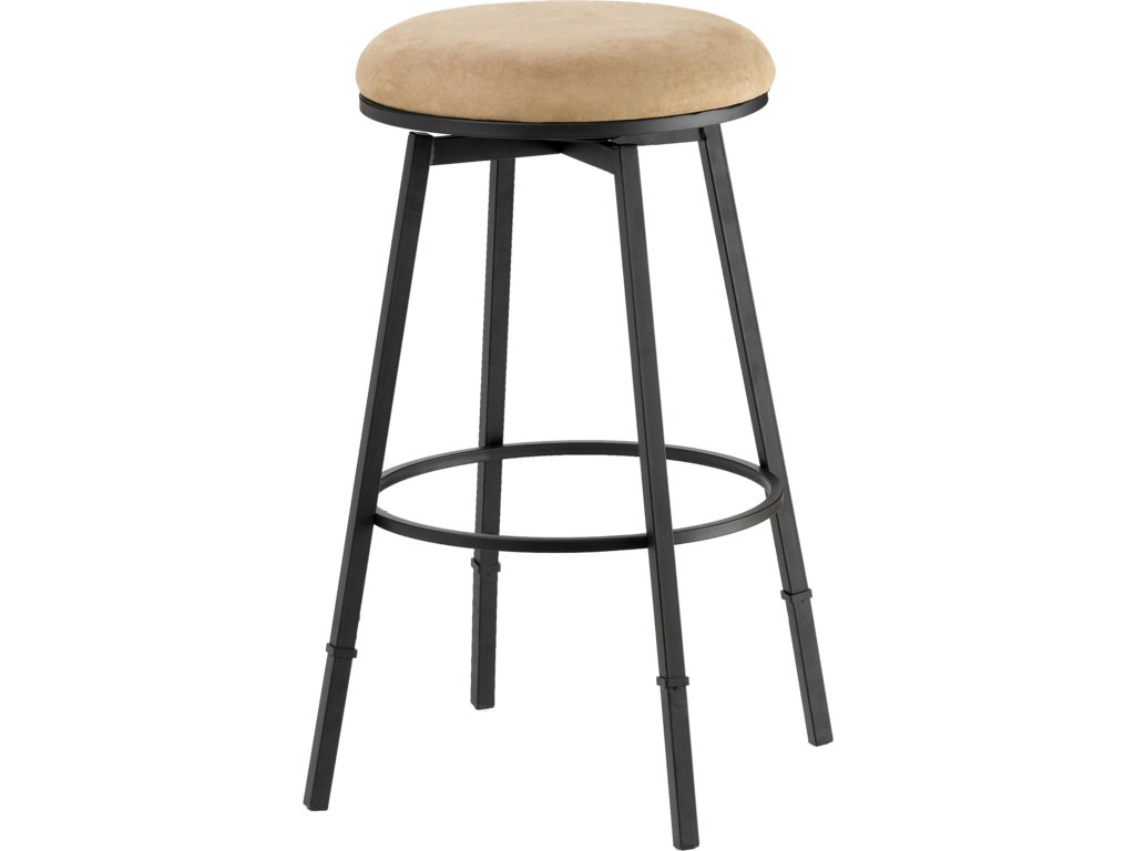 Stool Shown May Not Represent Height Indicated