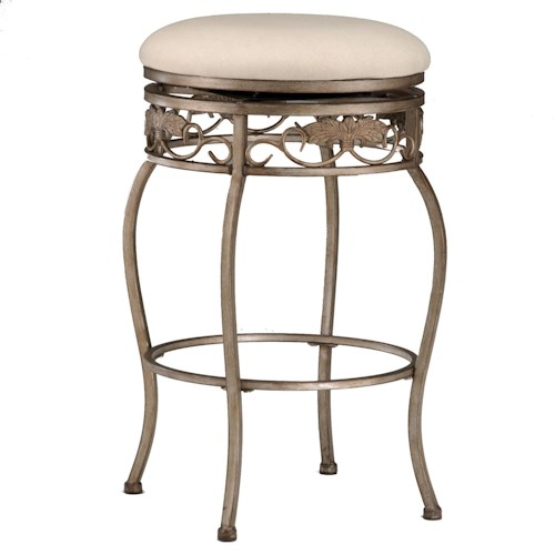 Morris Home Furnishings Backless Bar Stools 26