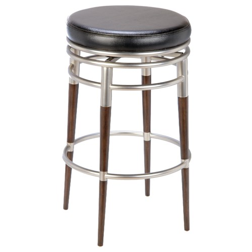 Morris Home Furnishings Backless Bar Stools 30