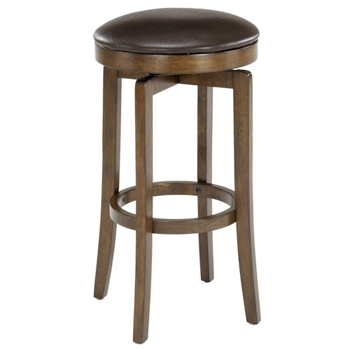 Morris Home Furnishings Backless Bar Stools 31