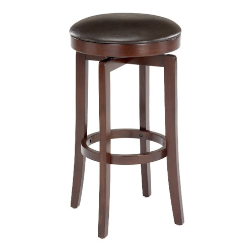 Morris Home Furnishings Backless Bar Stools 25
