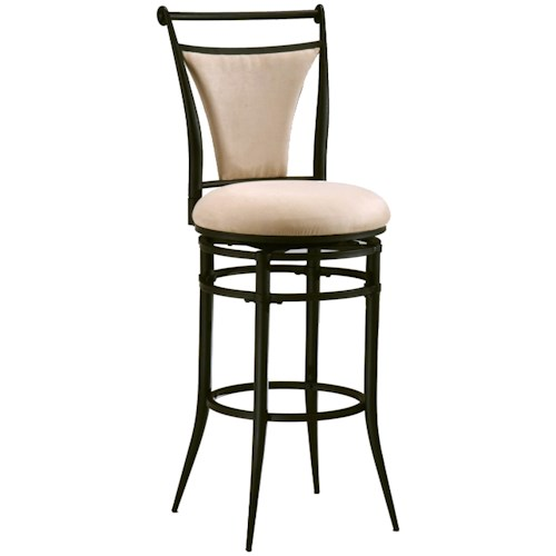 Morris Home Furnishings Metal Stools 26