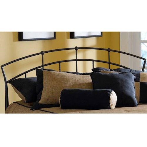 Hillsdale Metal Beds Vancouver Full/ Queen Headboard