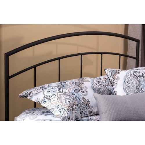 Morris Home Furnishings Metal Beds Metal Twin Headboard