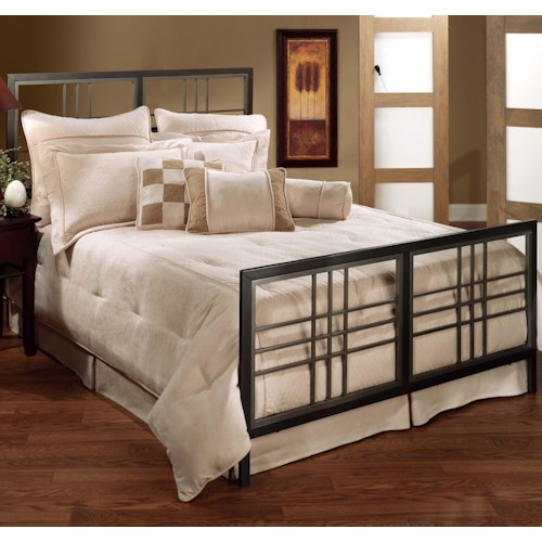 Hillsdale Metal Beds King Tiburon Bed