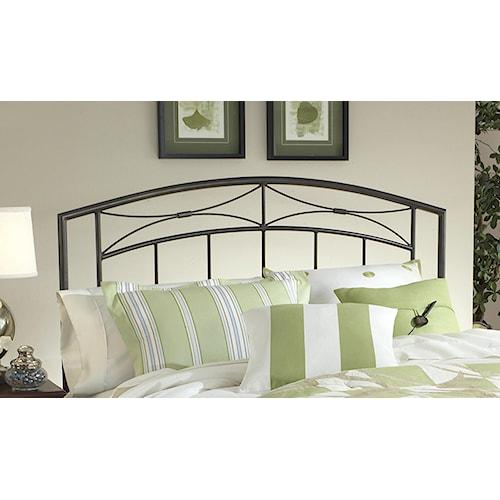 Morris Home Furnishings Metal Beds Morris King Headboard