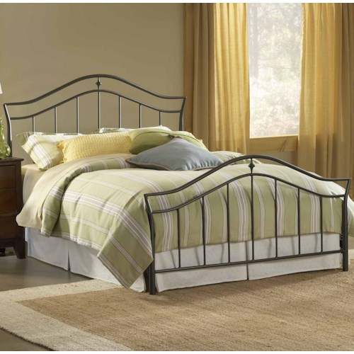 Hillsdale Metal Beds Full Imperial Bed