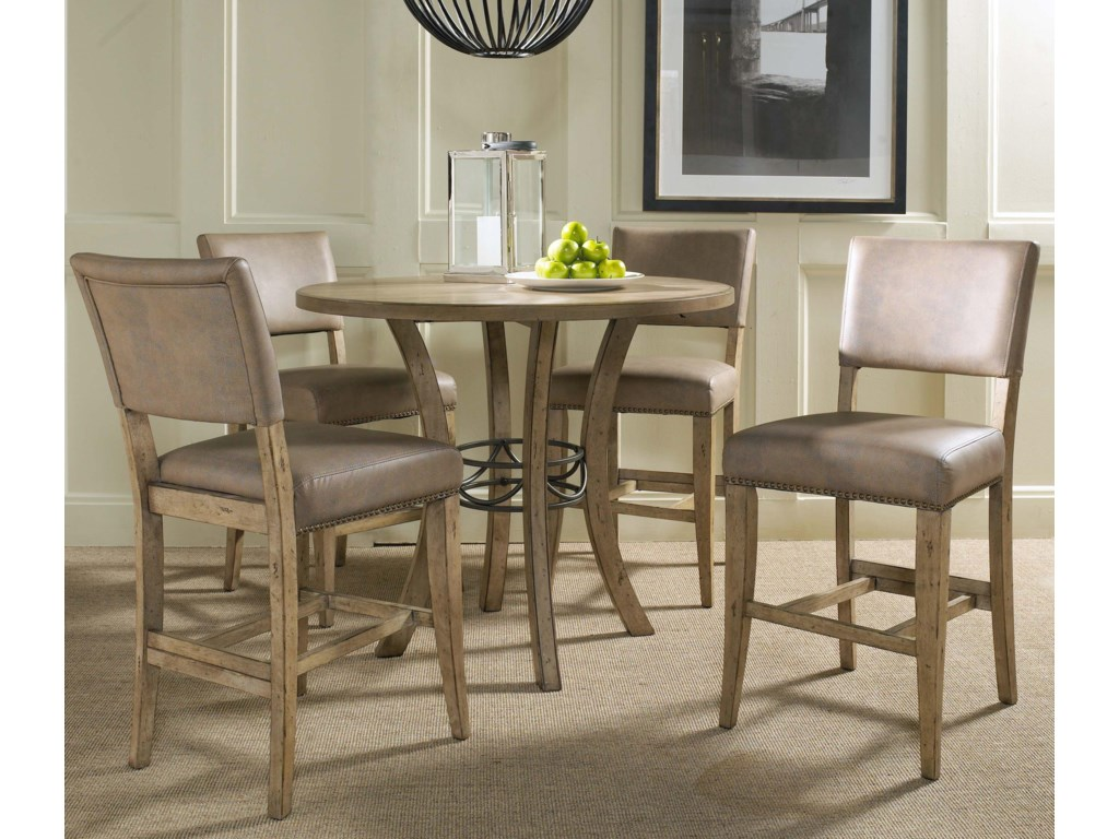 Shown with Parson Stool