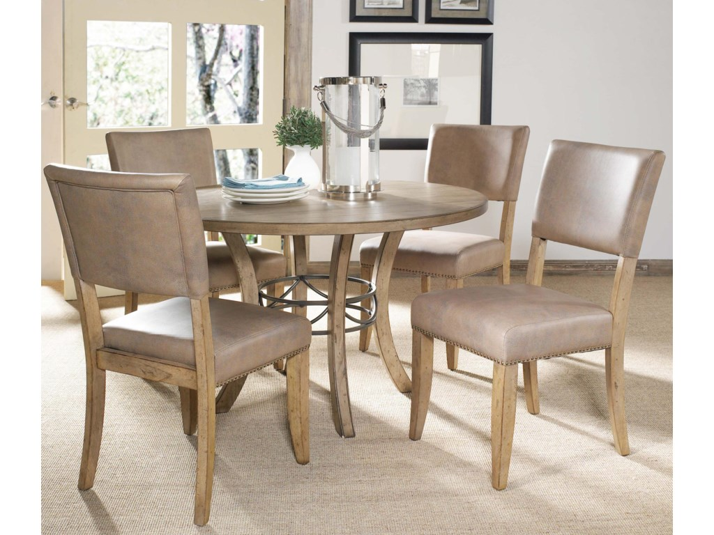 Shown with Parson Dining Chairs