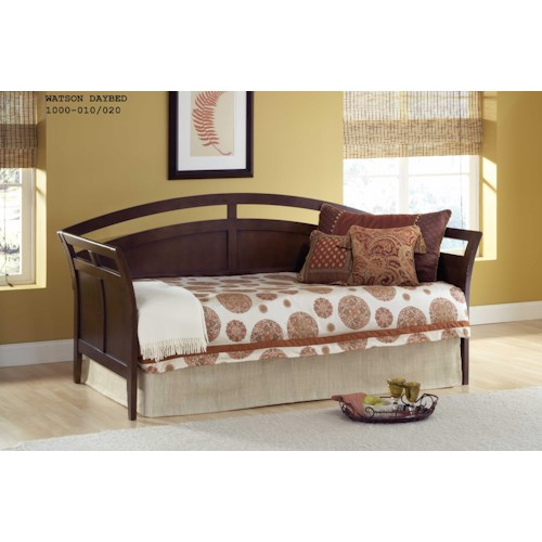 Morris Home Furnishings Daybeds Twin Watson Daybed with Trundle