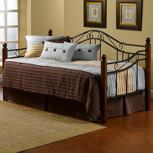 Morris Home Furnishings Daybeds Madison Daybed with Suspension Deck and Trundle