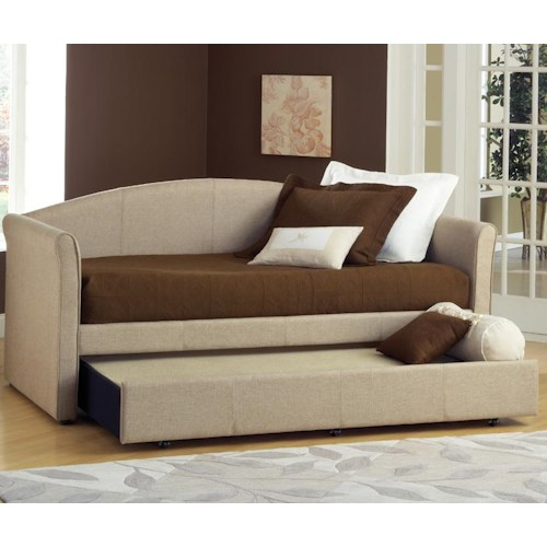 Morris Home Furnishings Daybeds Twin Siesta Daybed w/ Trundle
