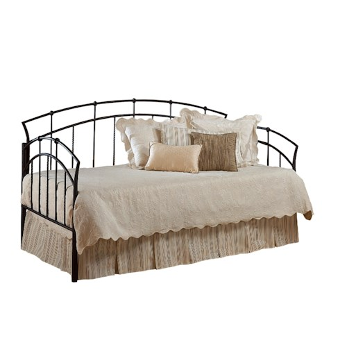 Hillsdale Daybeds Twin Vancouver Daybed with Trundle