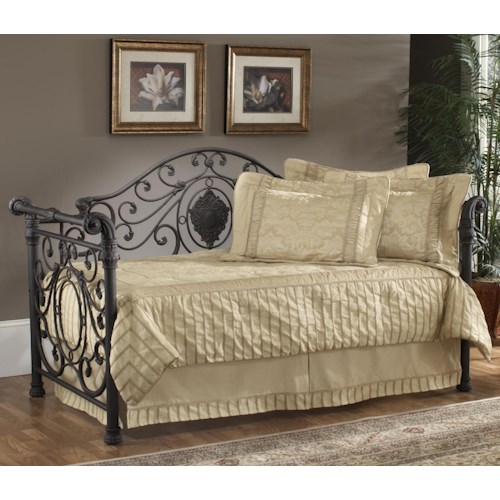 Morris Home Furnishings Daybeds Twin Mercer Daybed with Trundle