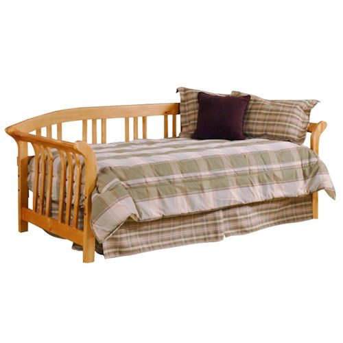 Morris Home Furnishings Daybeds Twin Dorchester Daybed - Suspension Deck Not Included