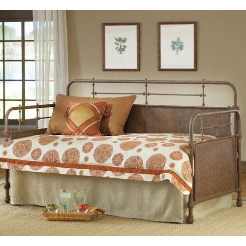 Morris Home Furnishings Daybeds Kensington Daybed no Suspension Deck