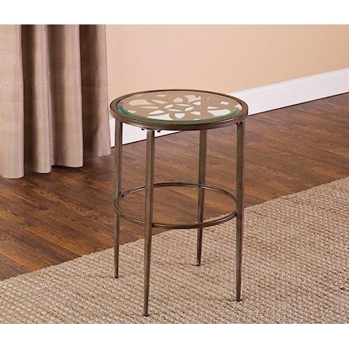 Morris Home Furnishings Marsala End Table