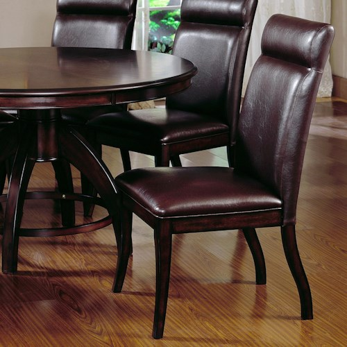 Hillsdale Nottingham Expressive Dining Side Chair