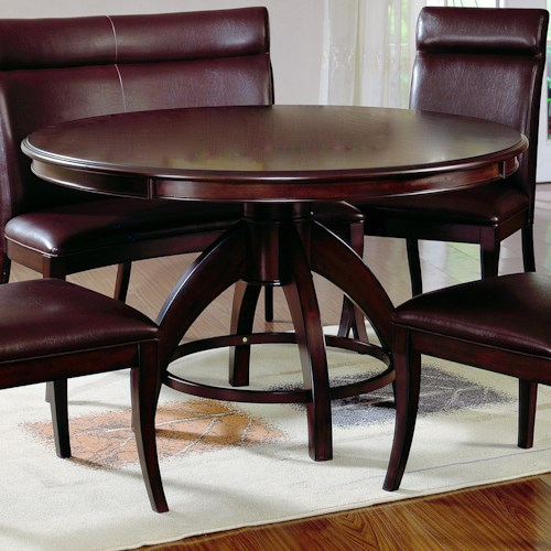 Hillsdale Nottingham Timeless Round Dining Table