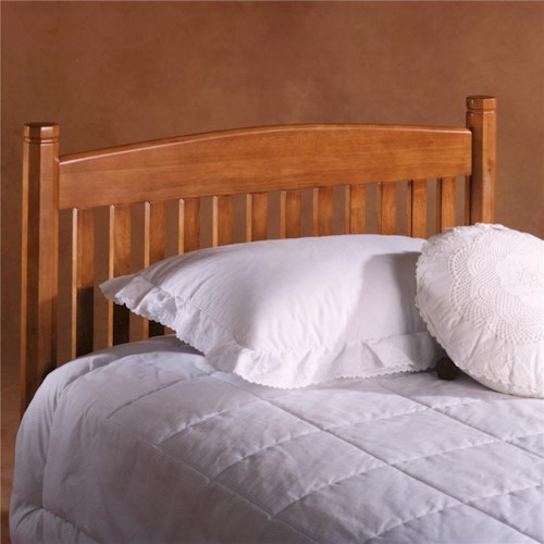 Hillsdale Oaktree Twin Oak Tree Headboard