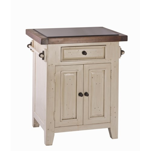 Hillsdale Tuscan Retreat Dining Server w/ Drawer