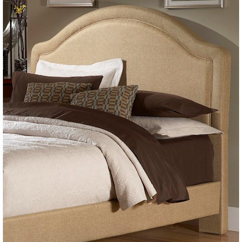Hillsdale Upholstered Beds Veracruz King Arched Headboard