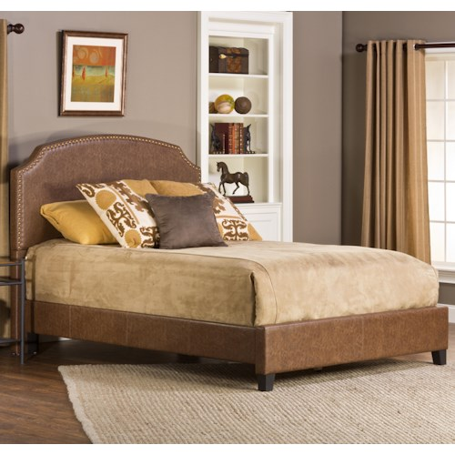 Hillsdale Upholstered Beds Queen Durango Upholstered Bed