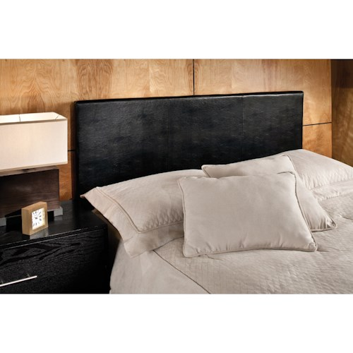 Hillsdale Upholstered Beds Twin Springfield Headboard with Rails