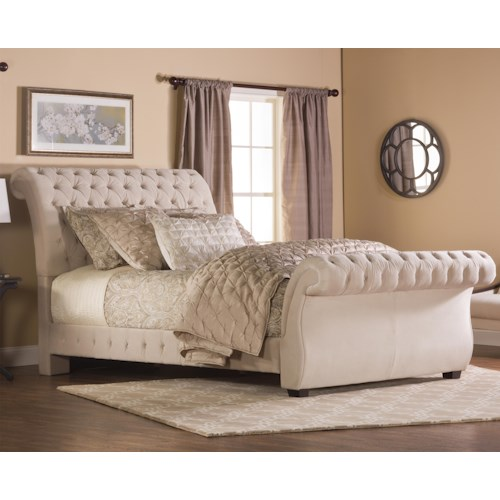 Hillsdale Upholstered Beds Queen Bombay Upholstered Bed