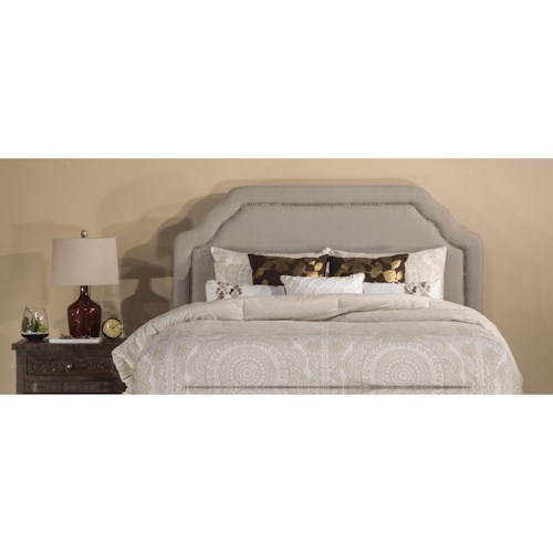 Hillsdale Upholstered Beds King / Cal King Headboard and Rails