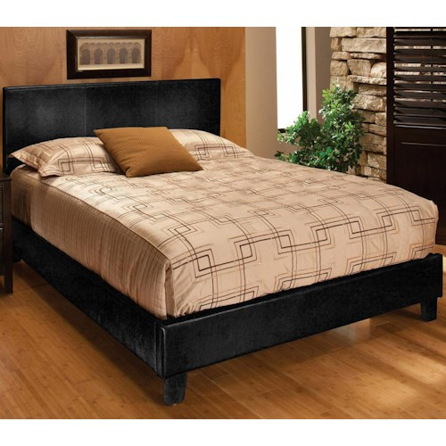Morris Home Furnishings Upholstered Beds King Harbortown Upholstered Bed