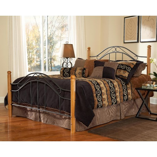 Hillsdale Wood Beds Full Winsloh Bed