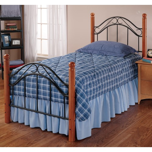 Hillsdale Wood Beds Twin Winsloh Bed