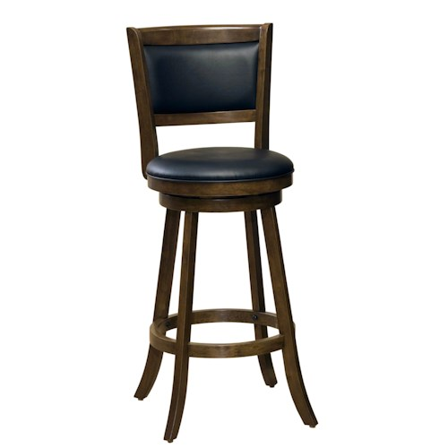 Morris Home Furnishings Wood Stools 29