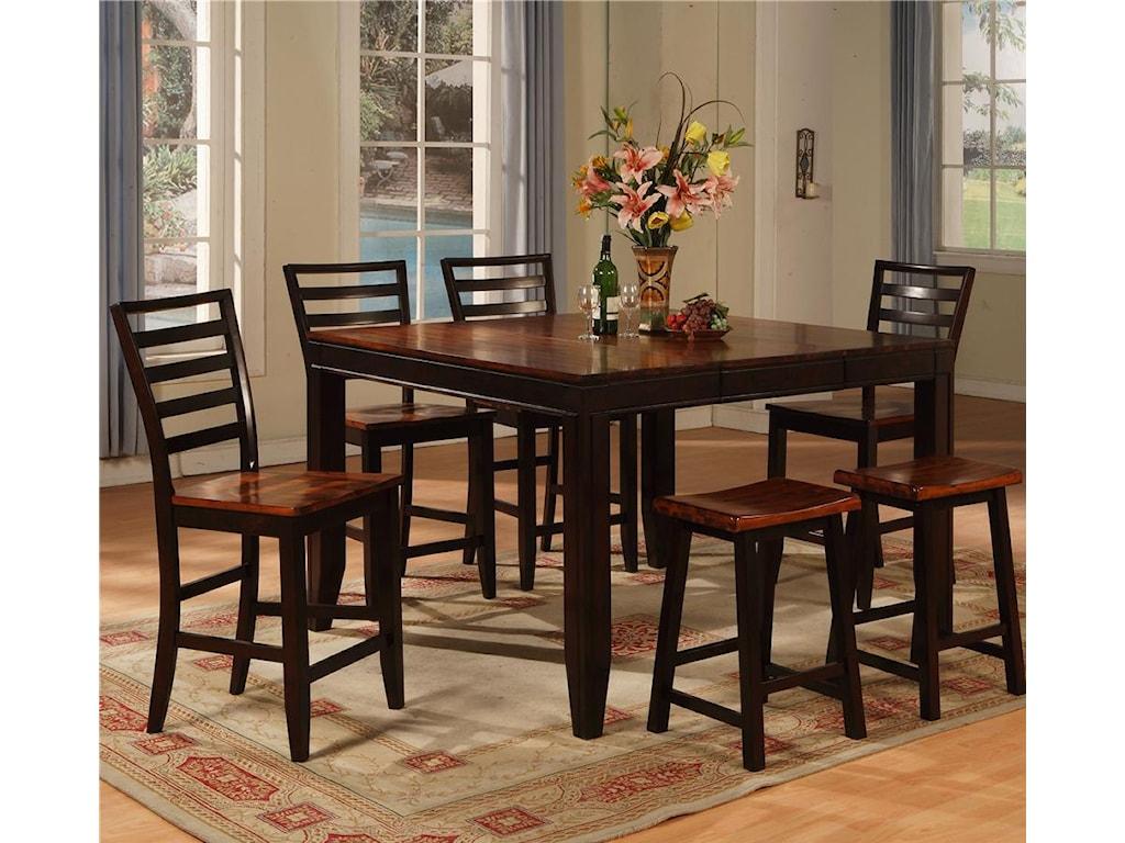 Holland House Adaptable Dining Counter Chair John V Schultz