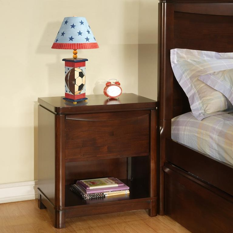 Shown Beside Bed