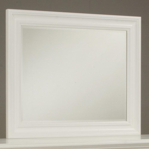 Morris Home Furnishings Surrey Rectangular Mirror