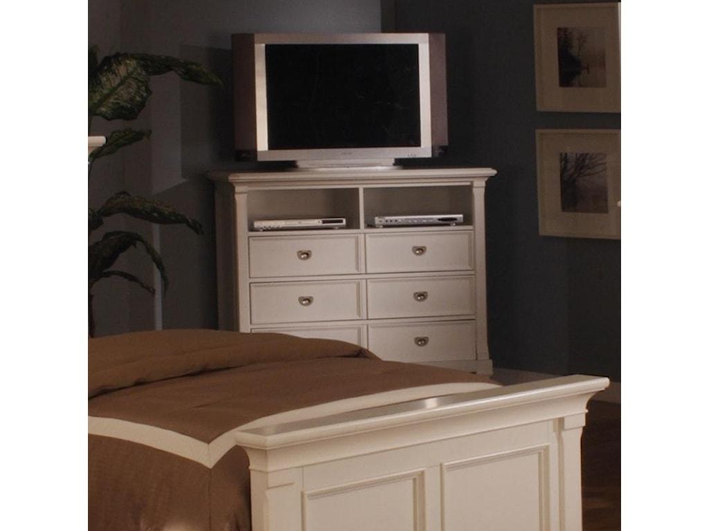 Media Chests Bedroom Holland House Summer Breeze Media Chest John V Schultz Furniture