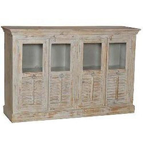 BeGlobal FGO Cabinet with 4 Doors