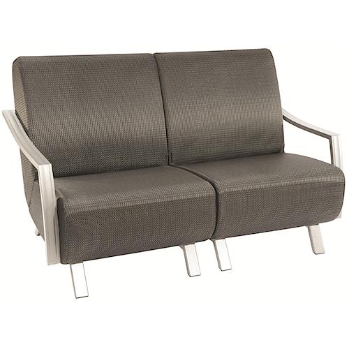 Homecrest Airo2 Outdoor Love Seat