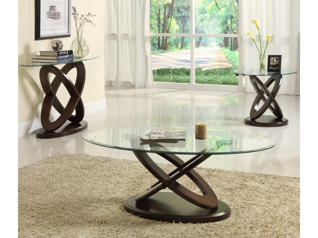Shown with Cocktail Table & End Table