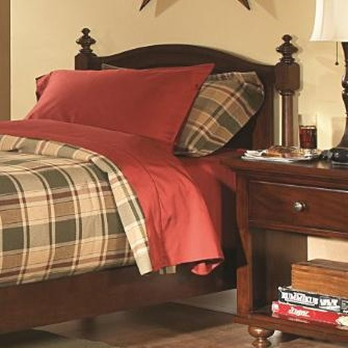Homelegance Aris Casual Twin Youth Headboard