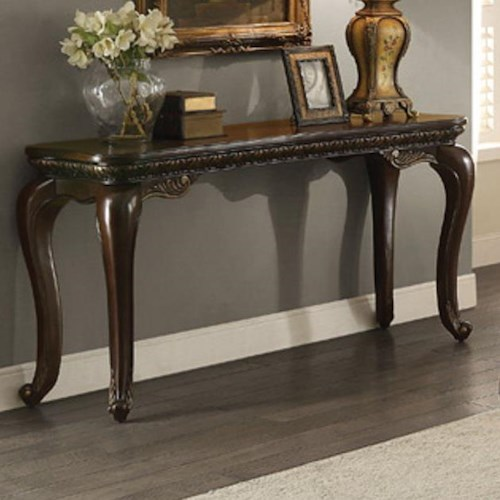 Homelegance Bonaventure Occ Sofa Table