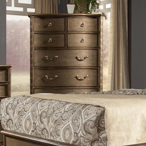 Homelegance Chambord 5-Drawer Chest