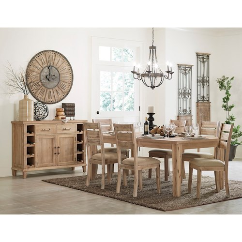 Homelegance Colmar Dining Room Group