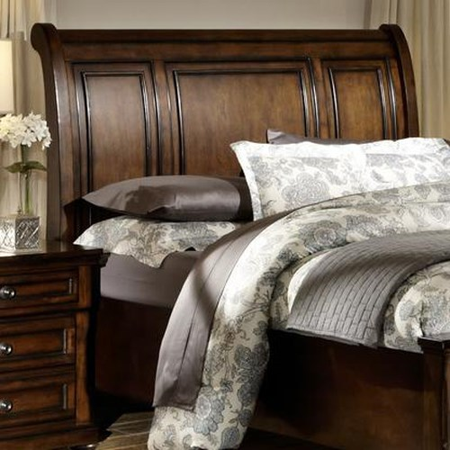 Homelegance Cumberland  Transitional King/California King Sleigh Headboard