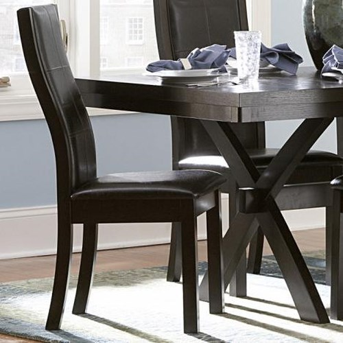 Homelegance Sherman Upholstered Dining Side Chair
