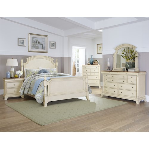 Homelegance Inglewood Cottage Queen Bedroom Group