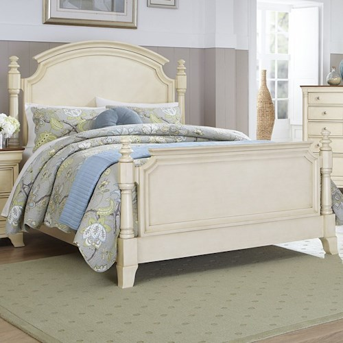 Homelegance Inglewood Queen Headboard and Footboard