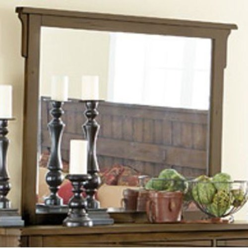 Homelegance Terrace Mission Mirror
